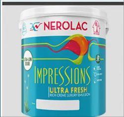Nerolac Paint Impression Ultra Fresh Paint