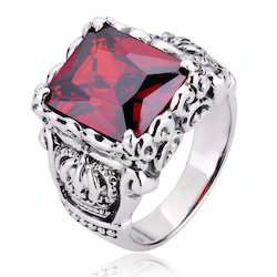 Ring Design For Men | Turkish Rings For Men Rings Design With Gems At Rs 1100 Piece
