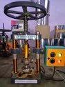 Manual Hand Press Paper Plate Making Machine