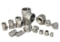 Welded Forged Stainless Steel Fittings