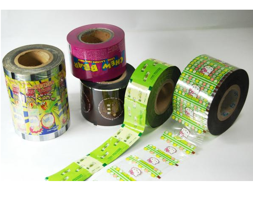 Flexible Packaging Films - Lamination Film Manufacturer from Indore