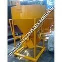 Center Discharge Cone Type Concrete Bucket
