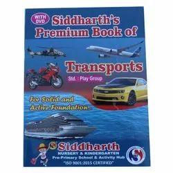 Ravi Pancholi Kids Book Premium Books Of Transport, Pan India