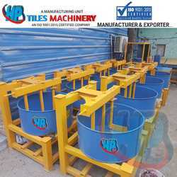 Interlocking Tiles Making Machine