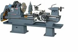 Cone Pulley Metalworking Lathe RAJKOT, Swing Over Bed: 500, Range of Spindle Speeds: 8