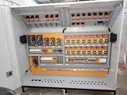Control Panel Of Mould Labeling Machine