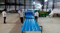 Roll forming machine service