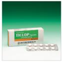 Ticlop Tablet (Ticlopidine)