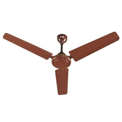 SUNFLARE Metallic Ceiling Fan, 12VDC, Sweep Size: 48''