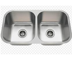 Double Bowl Single Drain Sinks