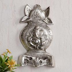 Kalash Wall Hanging Ganesha