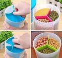 Air Tight Food Storage Container and Dispenser