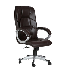 Mariposa Executive HB Brown Chair