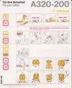 Aircraft Safety Card