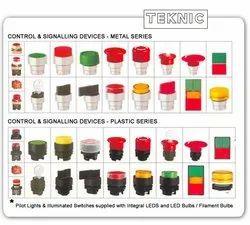 10 A 110/220 V Teknic Switchgears & Control Gears