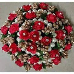 Artificial Flower Juda Bun
