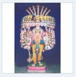 virat avatar marble moorti  goddess statue