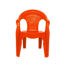 Merveilleux Red Kids Chair
