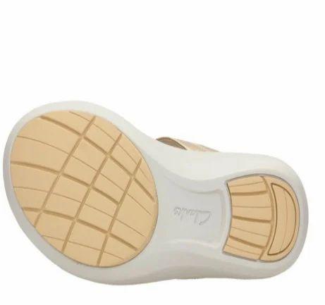 3d8e72178941 Leather Clarks Wave Pop Slipper