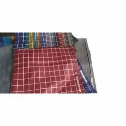 Red Polyester Fabric, Packaging Type: Roll, GSM: 200-300 GSM