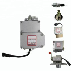 Generator Electron Actuator Adc300 12v Or 24v Electric Actuator