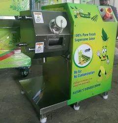 Automatic Sugar Cane Juice Machine