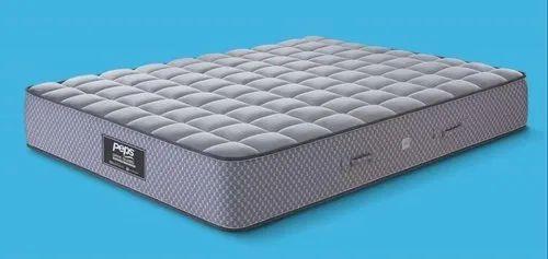 Grey Peps Spine Guard Orthopaedic Memory Mattress for Sleeping