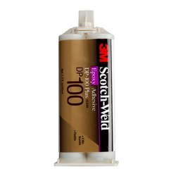 Araldite Liquid 3M Scotch Weld Epoxy Adhesive DP100 Plus, for Construction