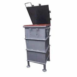 IK Single Wall Top Door Steam Cooker, For Commercial, Capacity: 100 Kg Per Hour