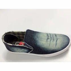 Kayvee footwears Unisex Denim Canvas Shoe