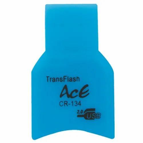 USB ACE CR134 Single Slot Card Reader, Cr-134