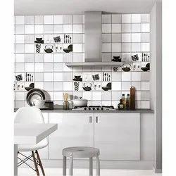 Digital Kitchen Tile, Thickness: 6 - 8 mm, Size: 30 X 60 cm