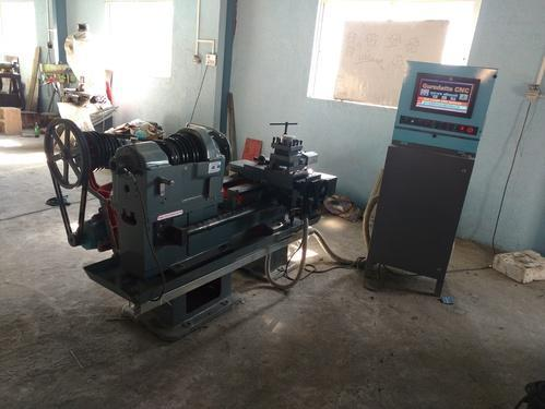 Retrofit Lathe Machine