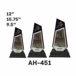 AH - 451 Wooden Trophy