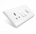 Vinay Adora Electrical Modular Switches, Voltage: 220-240 V