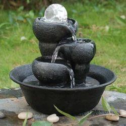 Aroona Impex Outdoor Fiber Waterfall