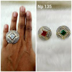 Imitation Finger Rings