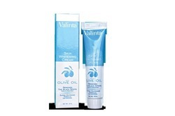 Valinted Third Party Cosmetic Skin Whitening Cream with Olive Oil