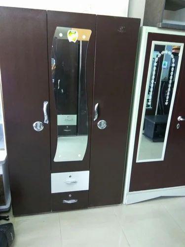 20x47x78 3 Door Cupboard Tijori Steel Cupboard Rs 18000