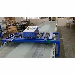 Screen Printing Glass Table Flash Dryer