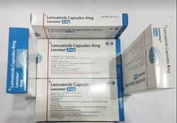 Lenvima Lenvatinib, Treatment: Cancer Of Thyroid Or Kidney, Grade Standard: 4mg & 10mg