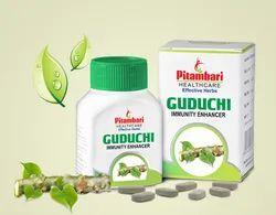 Pitambari Guduchi Tablets, For Immunity Booster, Packaging Type: Bottle