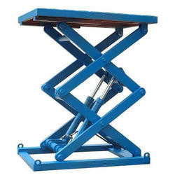 Hydraulic Lift Platform Table