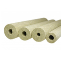 Rockwool/PUF Sectional Pipe Insulation