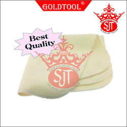 Yellow Cotton Gold Tool Diamond Cleaning Cloth, for Industrial