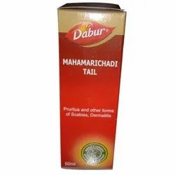 Dabur Mahamarichyadi Tail, Oil, Packaging Size: 50ml