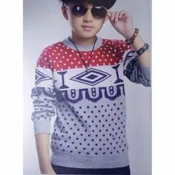 Fancy Boys Woolen Sweater