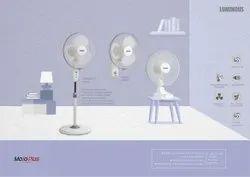Pedestal/ Wall/ Table Fan Luminous Mojo Plus, Speed: 1350 RPM