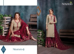 Party Wear Sharara Suit