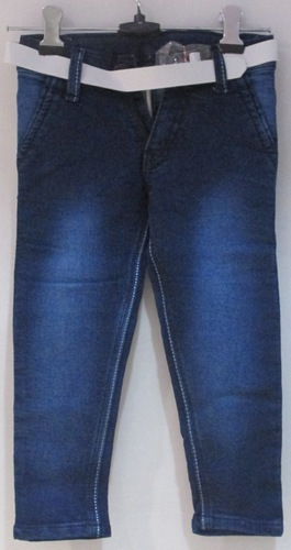 6ef31fde5428 Boy Denim Dark Blue Jeans